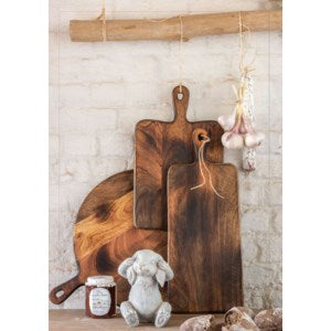 Mango Wood Chopping Boards, 5 sizes