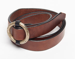 Leather Cedric Belt