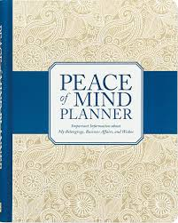 Peace of Mind Planner
