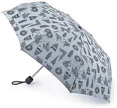 Stowaway London Landmarks Umbrella