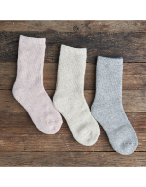 Wool Blend Hiker Socks, 3 pack