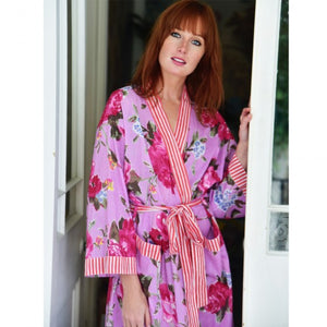 Lilac Rose Robe - DG2