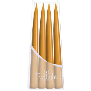 "10"" Danish Taper Four Pack 