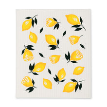 Load image into Gallery viewer, Swedish Dishcloth - Lemons
