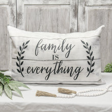 Load image into Gallery viewer, Family is Everything Cushion