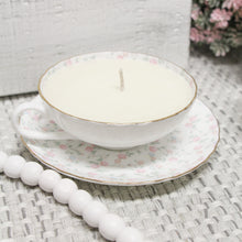 Load image into Gallery viewer, Tea Cup Candle