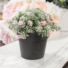 Load image into Gallery viewer, Petite Flower Plant Pot