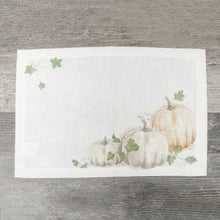 Load image into Gallery viewer, Watercolour Pumpkin Placemat