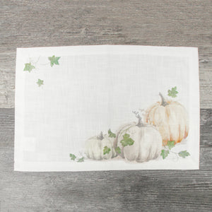 Watercolour Pumpkin Placemat