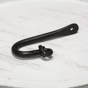 Hand Forged Knot Hook