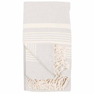 Turkish Towel - Hassir/Mist