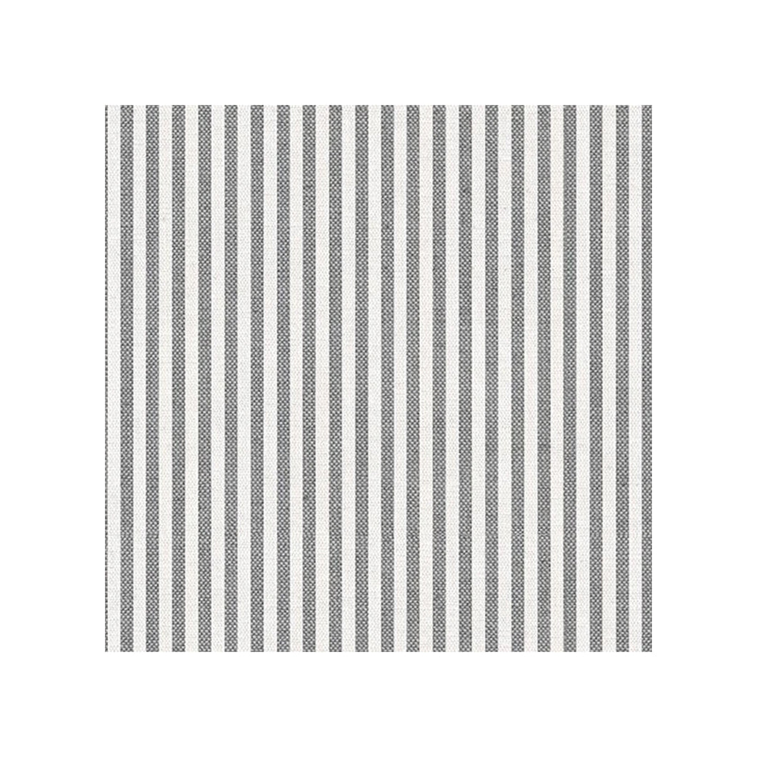 Grey Striped Lunch Napkin