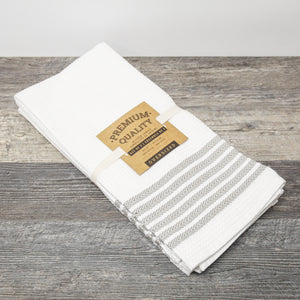 Premium Quality Tea Towels, Set of 3