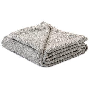 Westmount Grey Blanket