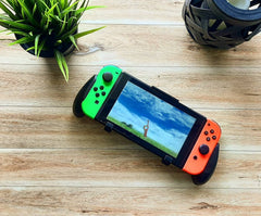 Switch Grip with Upgraded Adjustable Stand Compatible with Nintendo Switch