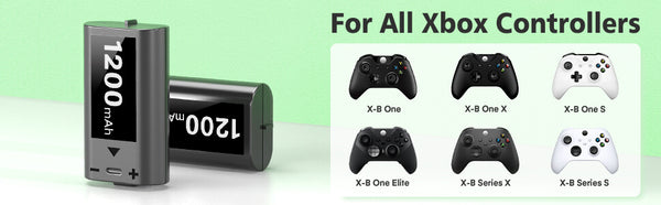 Xbox battery pack