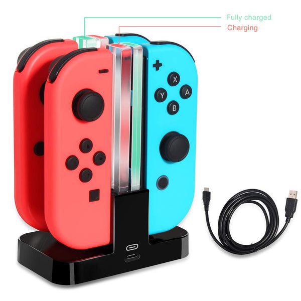Controller Charging Dock for Nintendo Switch