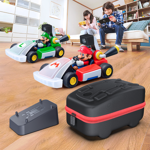 Accessories Kit Bundle for Mario Kart Live