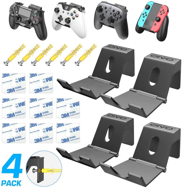 Wall Mount Holder for PS3/PS4/PS5/Xbox 360/Xbox One/S/X/Elite/Series S/Series X Controller
