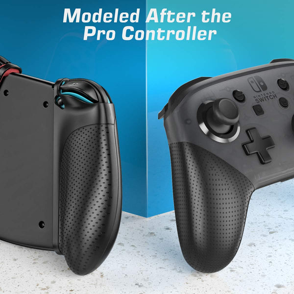 Dockable Grip for Nintendo Switch