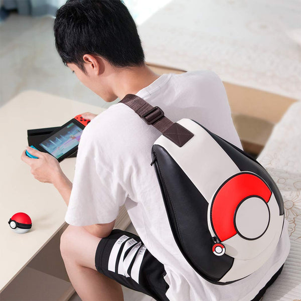 Backpack for Nintendo Switch Pokemon-Red