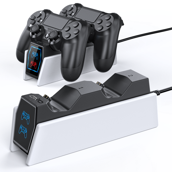 PS4 Controller Charger Dock Station for PlayStation 4 Controller