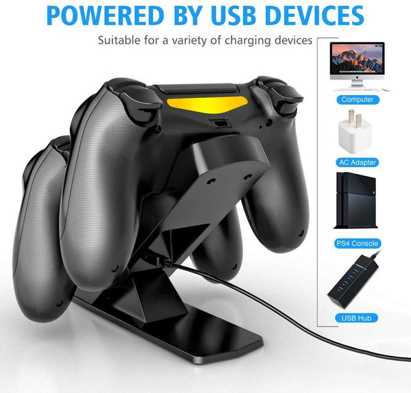 PS4 Controller Charger Station