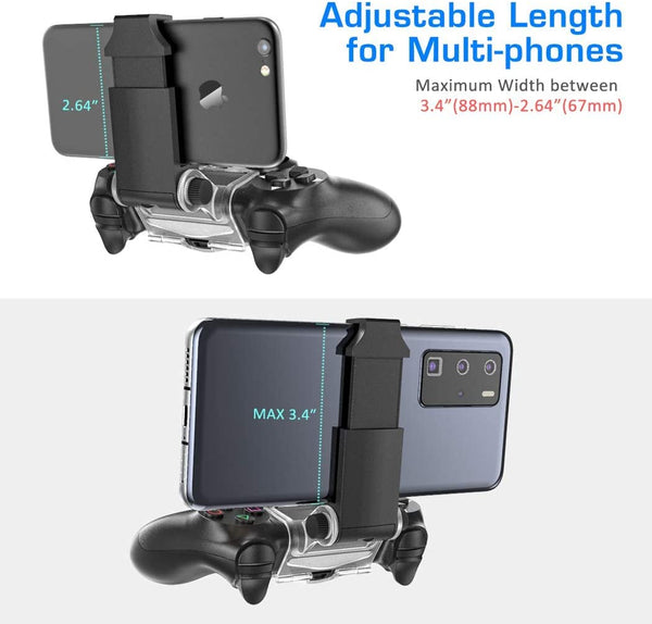 PS4 Controller Phone Remote Play Mount