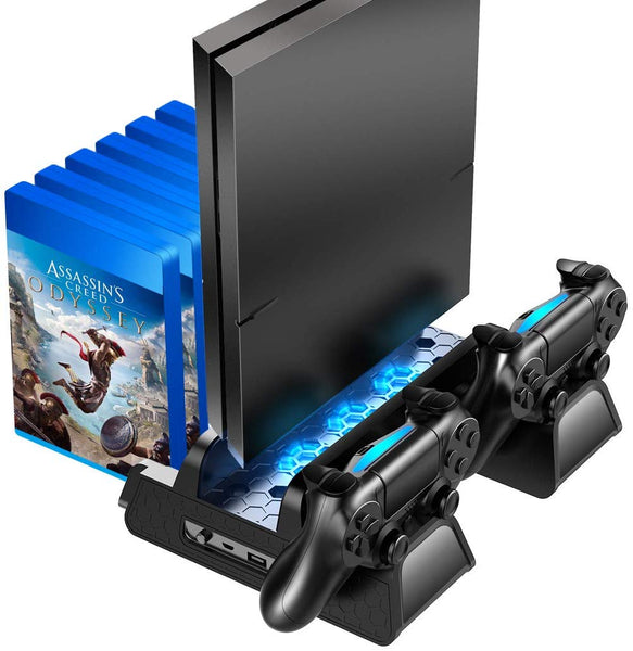 PS4 /PS4 Slim/PS4 Pro Vertical Cooling Stand