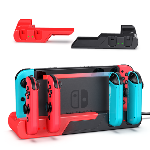 Switch Controller Charger Compatible with Nintendo Switch Joycon Controller