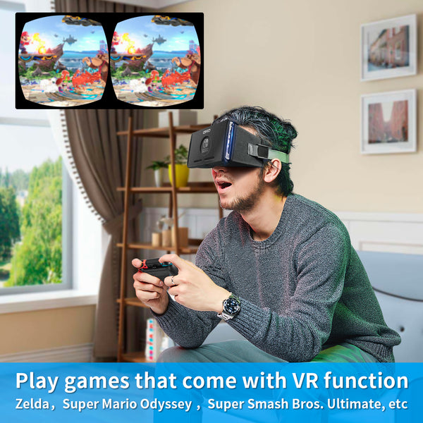 VR Headset for Nintendo Switch