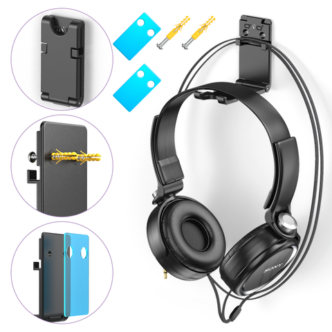 Headphone Headset Wall Mount
