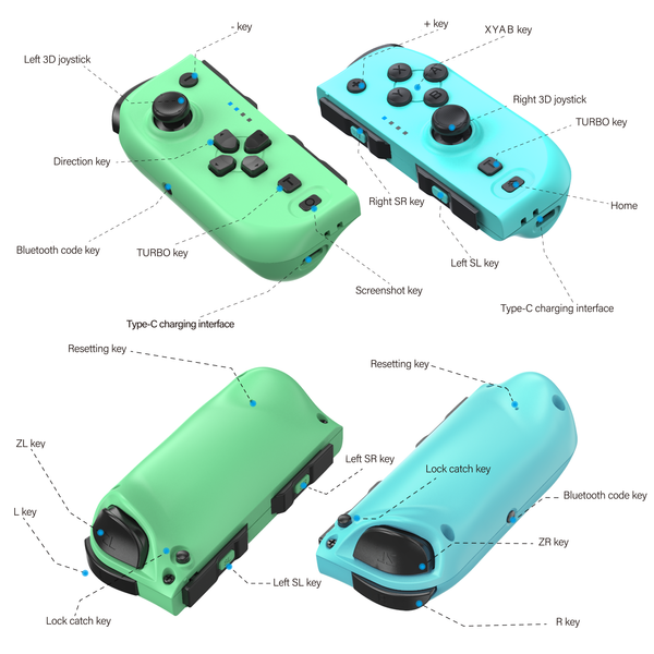 Joy Controller for Switch