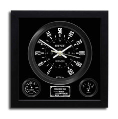 Ferrari Dino 206SP Wall Clock