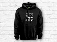You never really learn to swear hoodie