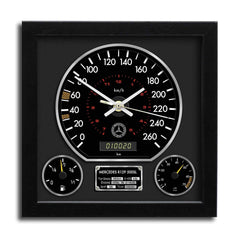 Mercedes R129 500SL Wall Clock