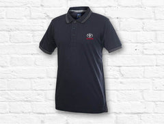 'Toyota Navy' Polo Shirt
