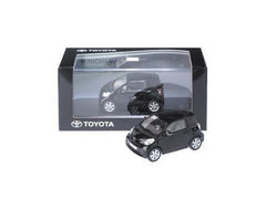 'Official Toyota iQ' Black Model Car