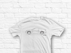 Lexus SC430 Car Outline  T-Shirt