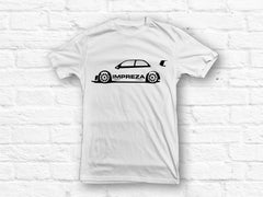 Subaru Impreza car outline T-shirt IG2