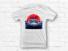 Nissan R390 GT1 Red Flag T-shirt