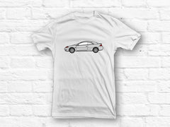 Silver Ford Cougar T-Shirt