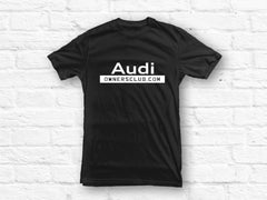 Audi Owners Club  Logo T-shirt