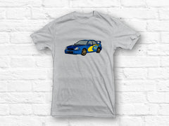 Subaru Impreza Full Colour T-shirt