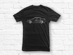 Ford Mondeo ST200 Car Outline T-shirt