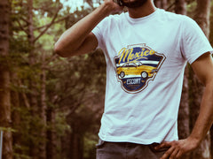 Ford Escort Mexico Classic T-shirt