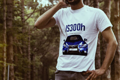 Lexus IS300h graphic T-shirt