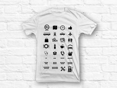Multi-Lingual Traveller T-Shirt