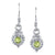 Filigree Solitaire Earring