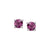 Prong-Set Solitaire Stud Earrings